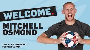 Sign Mitchell Osmond - Elite Athletes Agency