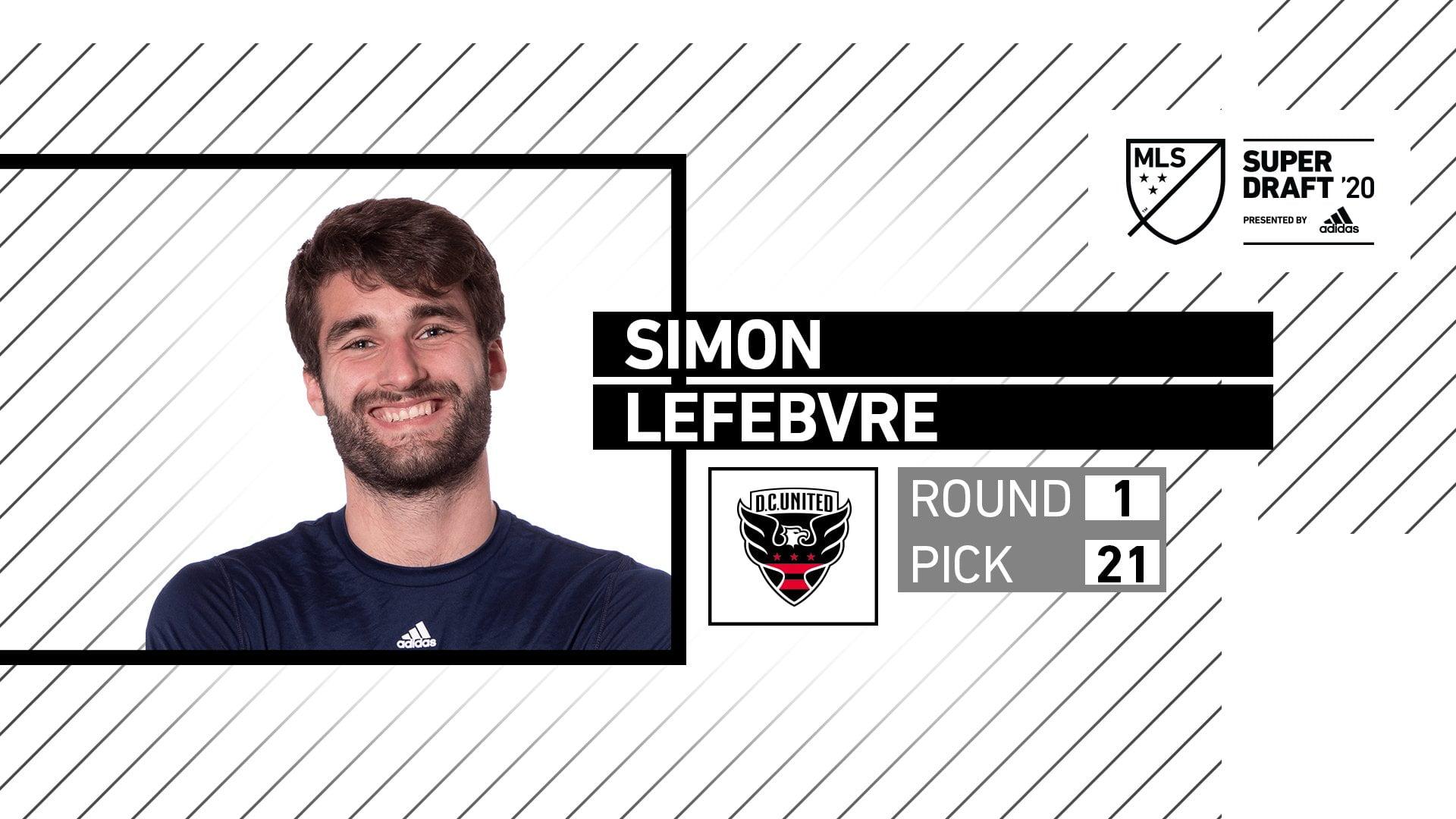 Sign Simon Lefebvre - Elite Athletes Agency