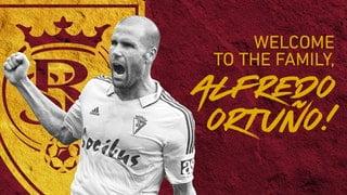 Sign Alfredo Ortuno - Elite Athletes Agency