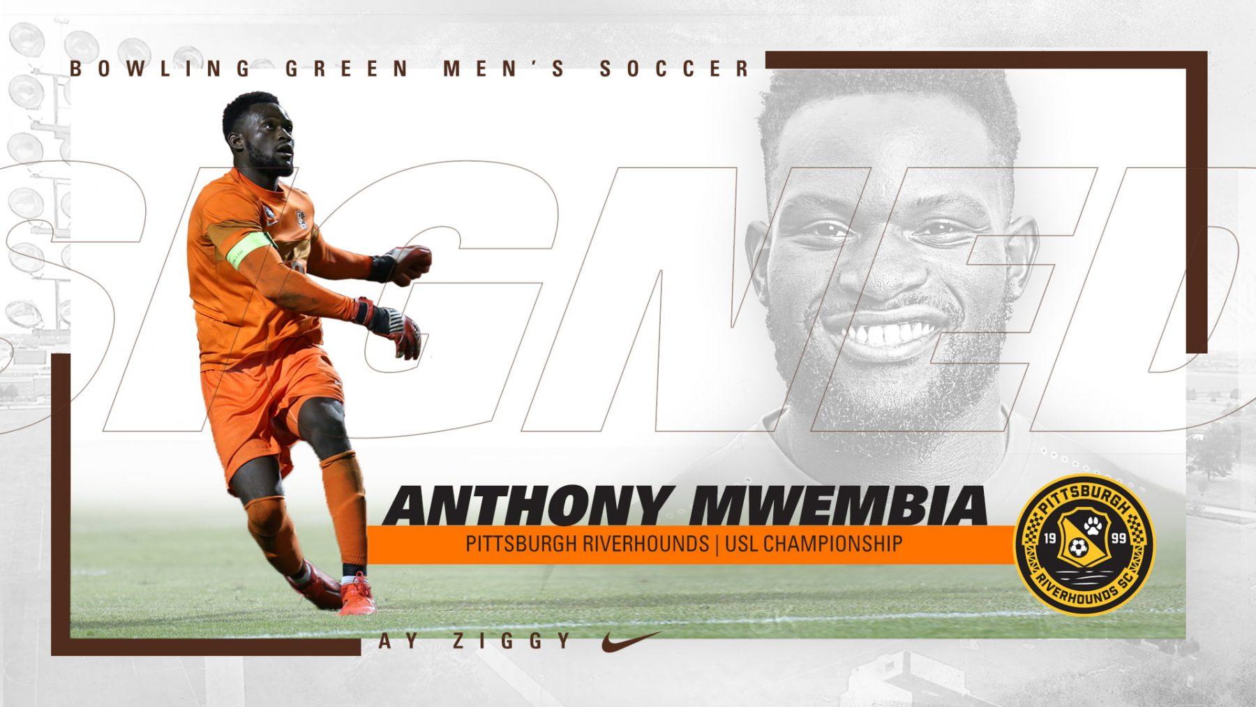 Sign Anthony Mwembia - Elite Athletes Agency